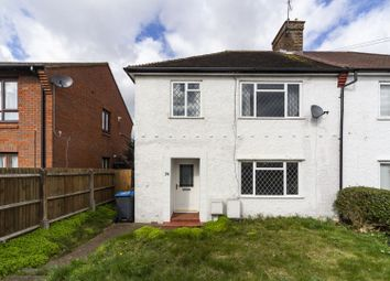 Thumbnail 4 bed semi-detached house for sale in Thorneloe Gardens, Croydon