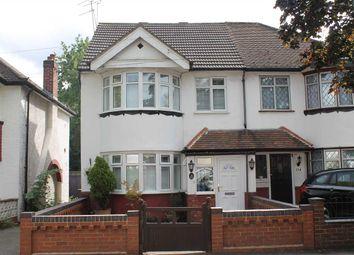 Thumbnail Semi-detached house for sale in Brampton Grove, Harrow