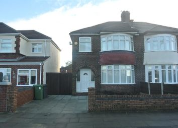 Thumbnail 3 bed semi-detached house for sale in Northway, Maghull, Liverpool