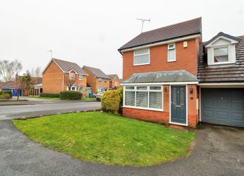 Thumbnail 4 bedroom link-detached house for sale in Kirkpatrick Drive, Gateford, Worksop