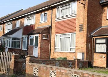 Thumbnail 3 bed terraced house for sale in Denby, Letchworth Garden City, Hertfordshire, England