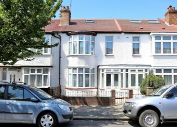 Thumbnail 3 bed terraced house for sale in Montague Avenue, Hanwell