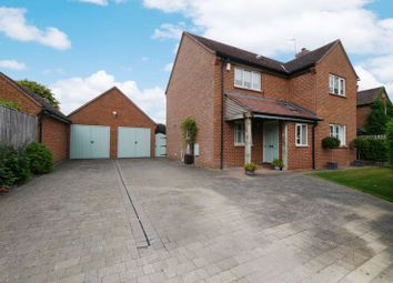 Church Close, Benson, Wallingford OX10. 4 bed detached house