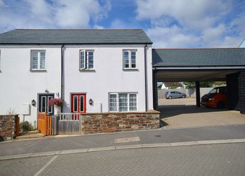 Thumbnail 2 bed end terrace house for sale in Old Tannery Lane, Grampound, Truro