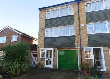 Thumbnail 3 bed maisonette to rent in Crosier Road, Ickenham, Uxbridge