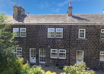Thumbnail 2 bed terraced house for sale in Carr Road, Calverley, Pudsey