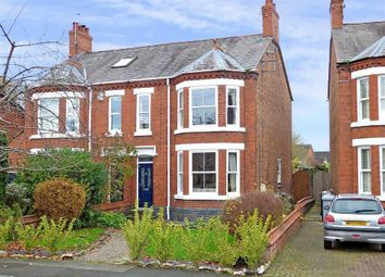 Thumbnail 4 bed semi-detached house for sale in London Road, Stapeley, Nantwich
