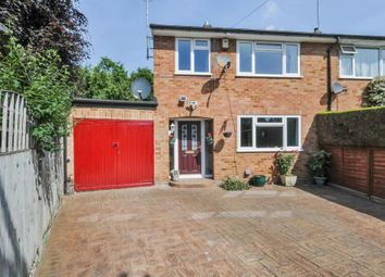 Thumbnail 3 bedroom semi-detached house for sale in Park Drive, Sunningdale, Ascot