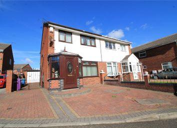 Thumbnail 3 bedroom semi-detached house for sale in Hornbeam Road, Walton