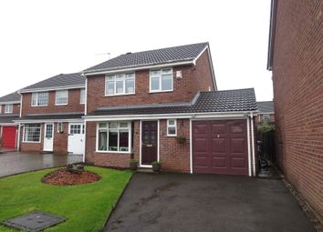 Thumbnail 3 bed detached house for sale in Constance Avenue, Trentham, Stoke-On-Trent