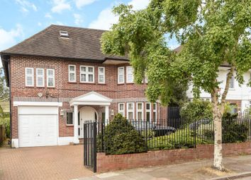 Thumbnail 7 bed detached house for sale in Haslemere Gardens, Finchley N3,