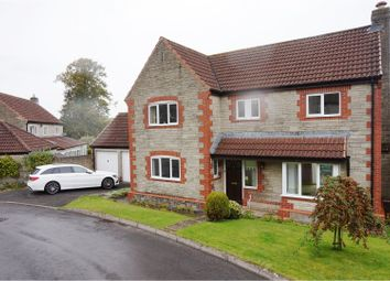 Thumbnail 4 bed detached house for sale in Tallowood, Shepton Mallet