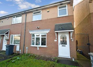 Thumbnail 3 bed end terrace house for sale in Woodhall Street, Hull