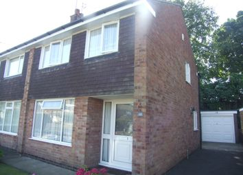 Thumbnail 3 bed semi-detached house to rent in Plantation Gardens, Shadwell, Leeds