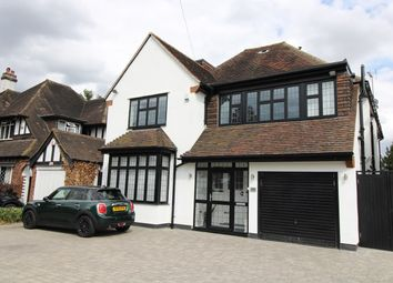 Thumbnail 5 bed detached house to rent in Chislehurst Road, Petts Wood, Orpington