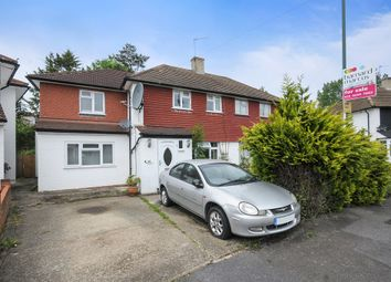3 bed semi-detached house for sale in Kingswood Drive, Carshalton SM5