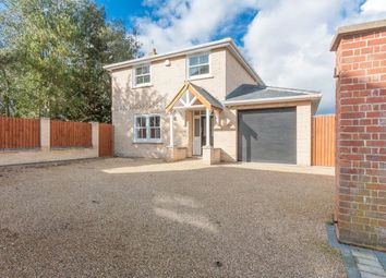 Thumbnail 4 bed detached house for sale in St. Georges Road, Beccles