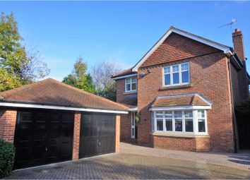 Thumbnail 4 bedroom detached house for sale in Goodison Close, Bushey