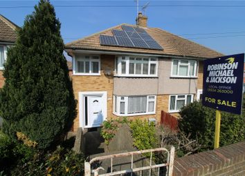 3 bed semi-detached house for sale in Maidstone Road, Rainham, Kent ME8