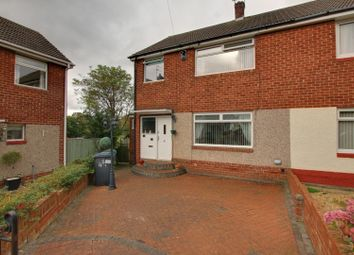 Thumbnail 3 bed semi-detached house for sale in Tracey Avenue, East Boldon