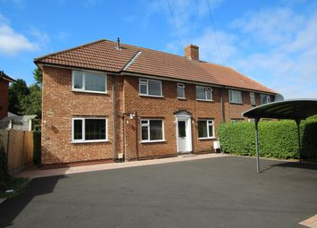 Thumbnail 4 bed semi-detached house for sale in Ebrook Road, Sutton Coldfield