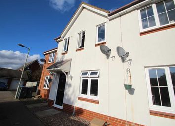 Thumbnail 3 bed terraced house for sale in Brights Walk, Grange Farm, Ipswich