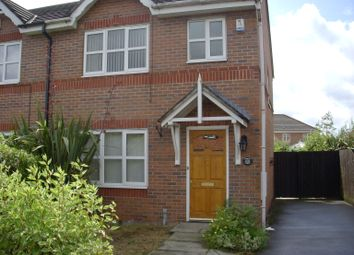 Thumbnail 1 bed semi-detached house to rent in Victoria Avenue East, Manchester