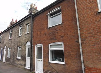 Thumbnail 2 bedroom terraced house to rent in Out Westgate, Bury St. Edmunds