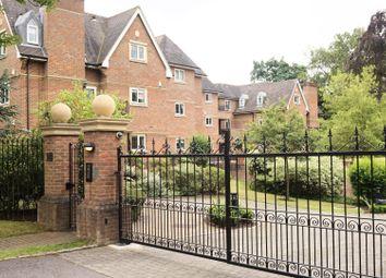 Thumbnail 3 bed flat for sale in Churchfields Avenue, Weybridge
