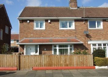 Thumbnail 3 bed semi-detached house to rent in Kirkland Walk, Middlesbrough