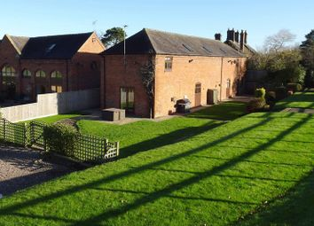 Thumbnail 4 bed detached house for sale in Stable Barn Horsley Farm Court, Horsley, Near Eccleshall, Staffordshire.