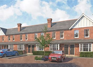 "Thumbnail 3 bed property for sale in ""The Villas"" at Portland Gardens, Marlow"