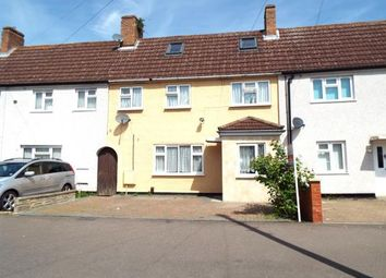 Thumbnail 4 bed terraced house for sale in Pearcey Road, Bedford, Bedfordshire