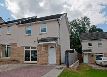 Thumbnail 2 bedroom semi-detached house for sale in Benbuck View, Coalsnaughton, Tillicoultry