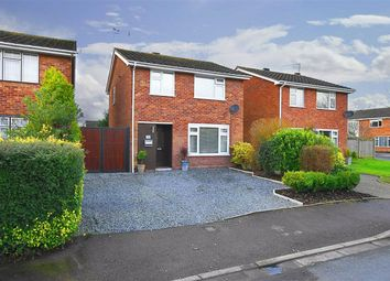 3 bed detached house for sale in Halifax Drive, Worcester WR2