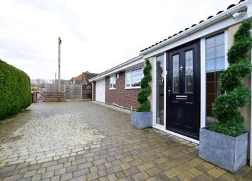 Thumbnail 4 bed detached bungalow for sale in Bell Way, Kingswood, Maidstone, Kent