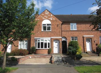 Thumbnail 2 bed town house for sale in Alexander Avenue, Enderby, Leicester