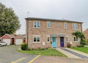 Thumbnail Semi-detached house for sale in The Firs, Wilburton, Ely