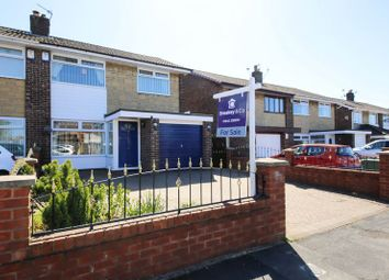 Thumbnail 3 bed semi-detached house for sale in Raithby Drive, Hawkley Hall, Wigan