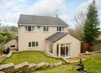 Thumbnail 4 bed detached house for sale in Entry Hill, Bath, Bath And North East Somerset