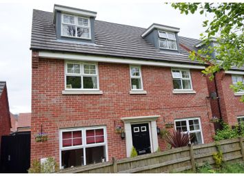 Thumbnail 5 bedroom detached house for sale in Clarendon Close, Little Stanion, Corby