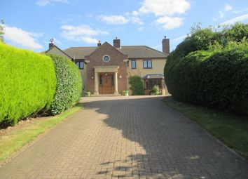 Thumbnail 4 bed equestrian property for sale in Main Street, Gunby, Grantham, Leicestershire