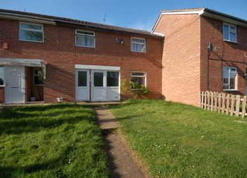 Thumbnail 3 bed terraced house to rent in Elm Road, Thetford, Norfolk
