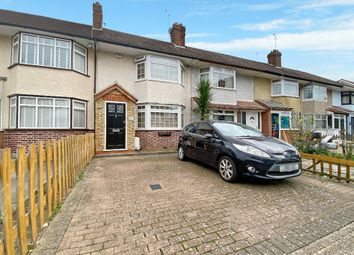 Thumbnail 2 bed terraced house for sale in Royal Crescent, Ruislip, Middlesex