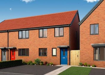 "Thumbnail 3 bedroom property for sale in ""The Ashby At Nelson Vue"" at Flanagan Avenue, Queenborough"