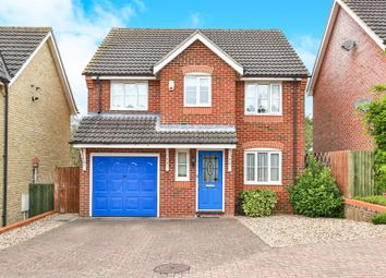 Thumbnail 4 bedroom detached house for sale in Wallace Close, Scarning, Dereham