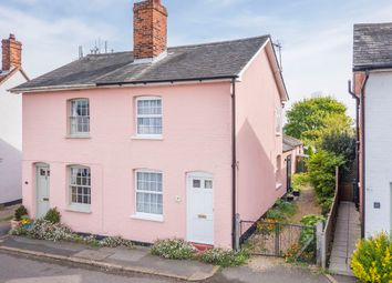 Thumbnail 3 bed cottage for sale in Polstead Street, Stoke By Nayland, Colchester