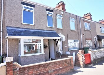 Thumbnail 4 bed terraced house for sale in Brereton Avenue, Cleethorpes