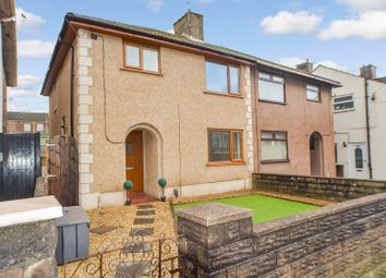 Thumbnail 3 bed semi-detached house for sale in Heol Yr Orsedd, Port Talbot, Neath Port Talbot.