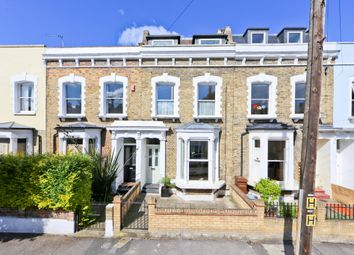 Thumbnail 3 bed terraced house for sale in Winston Road, London
